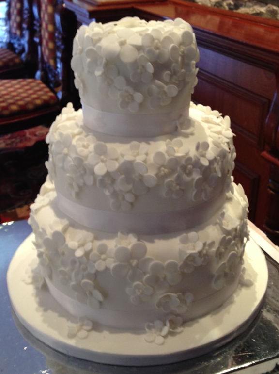 Homemade Wedding Cake.Homemade Wedding Cake The Glutton S Kitchen